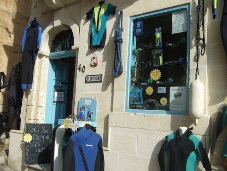 Los diez mejores lugares para bucear en Malta