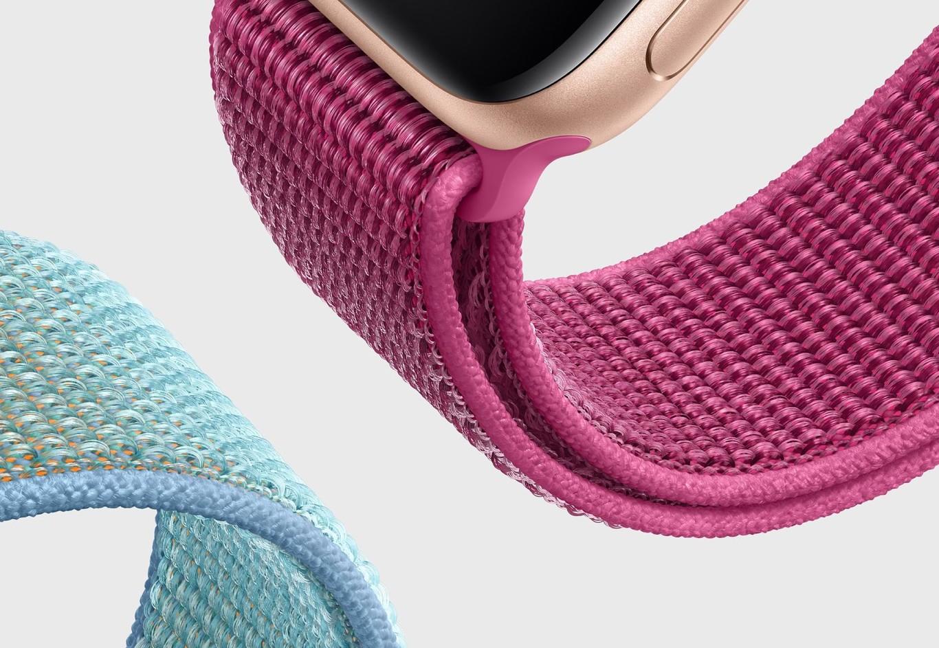 Apple pone a la venta nuevas correas para el Apple Watch: estos son los nuevos colores y modelos