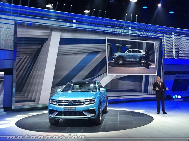Foto de Volkswagen Cross Coupé GTE (1/7)