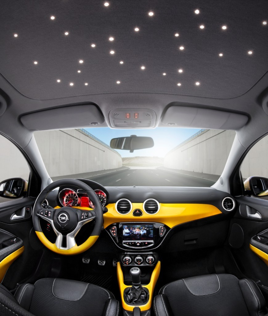 Foto de Opel Adam (42/50)
