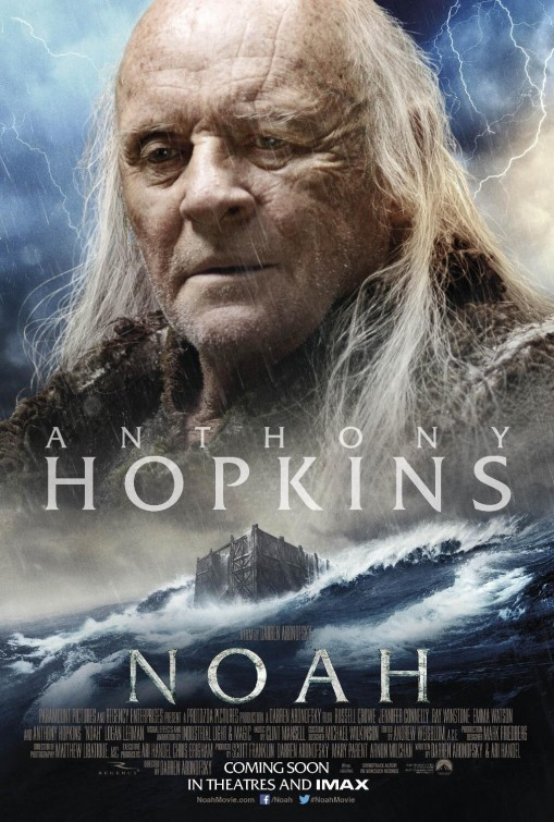 Foto de Carteles de la película 'Noé' (11/13)