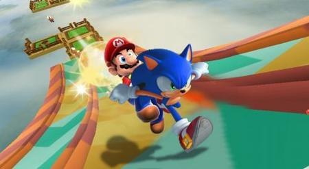 Sonic podría aparecer en 'Super Mario Galaxy 2'