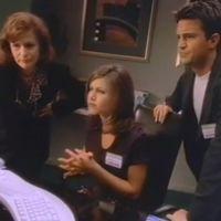 Así enseñaban Jennifer Aniston y Matthew Perry Windows 95 hace veinte años