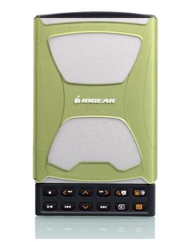 Iogear Portable Media Player, pequeño y con HDMI