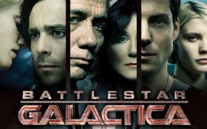 La 3ª temporada de Battlestar Galactica, en febrero