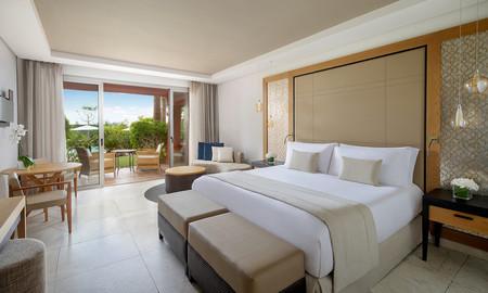 Tagor Villas Deluxe Room Rv