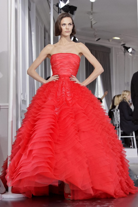 Rojo Christian Dior