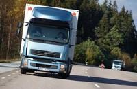 Volvo va a probar camiones con gas en Suecia