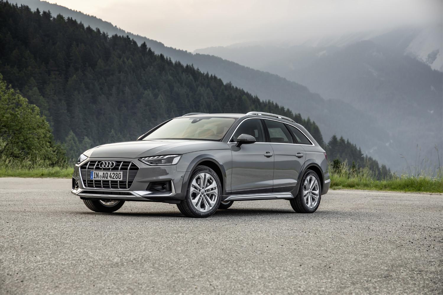 Foto de Audi A4 allroad quattro 2019, toma de contacto (13/21)
