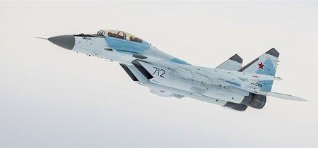 Este caza ruso podrá surcar el espacio en el año 2025
