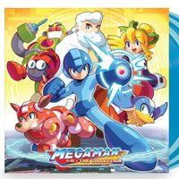 La banda sonora de los 11 juegos del Mega Man clásico se distribuirá en un pack de seis lujosos vinilos