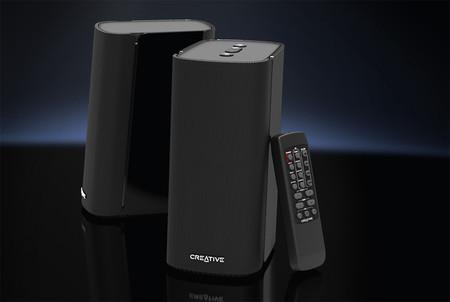 Creative ya tiene nuevos altavoces de escritorio: los T100 ofrecen audio sin cables y un sonido de alta fidelidad