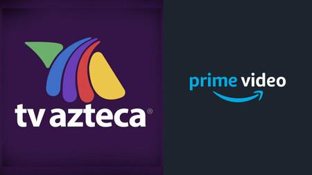 Amazon Prime Video ahora tendrá TV Azteca: son seis canales en vivo que se incluirán en la membresía sin costo adicional en México