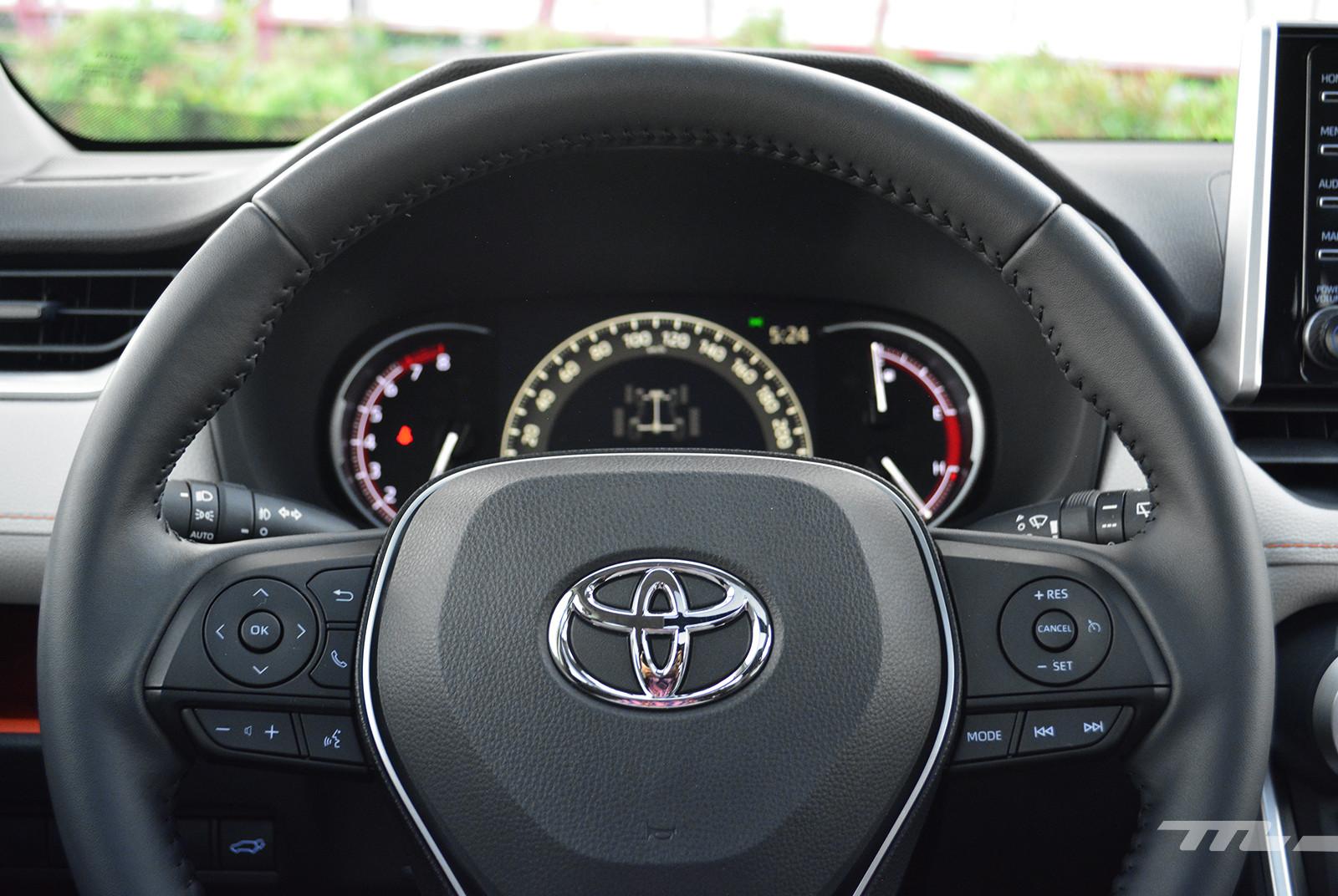 Foto de Toyota RAV4 (prueba) (16/23)