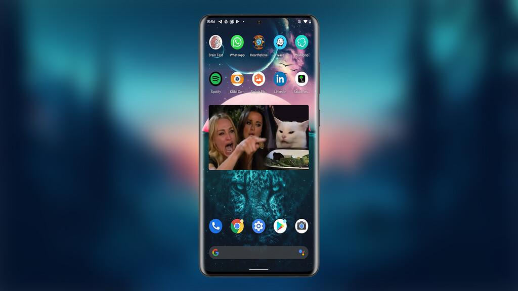 Cómo convertir cualquier foto de tu galería en un widget para Android