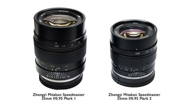 Mitakon Speedmaster 35mm ƒ/0.95, la renovación de un objetivo utraluminoso