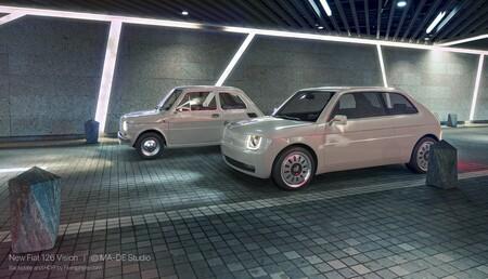 Fiat 126 Vision 3