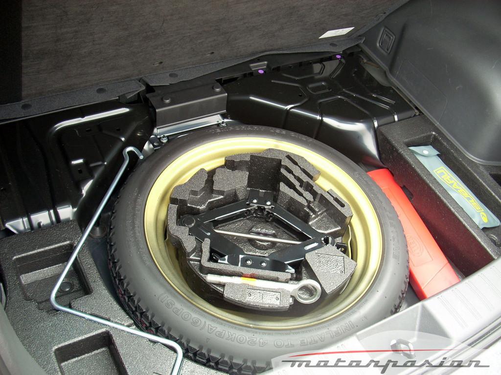 Foto de Subaru Impreza Sport (prueba) (19/32)