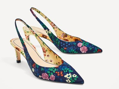 ¡Alerta viral! Estos zapatos de Zara se han convertido en el gran objeto de deseo (y están temporalmente agotados, claro)