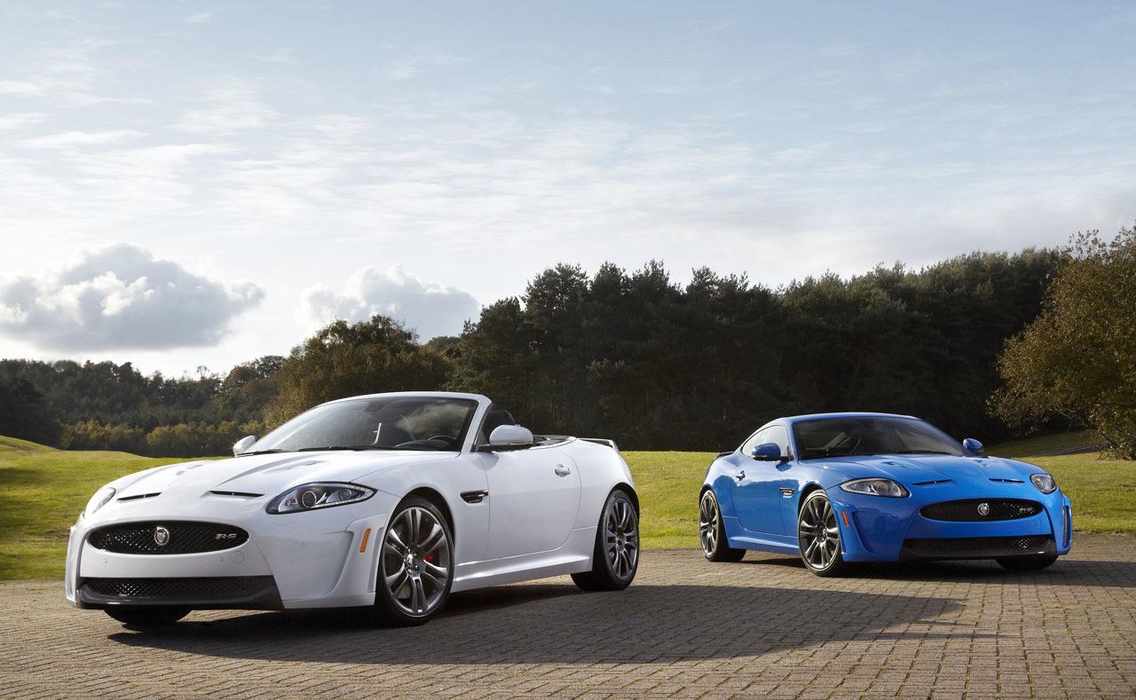 Foto de Jaguar XKR-S Convertible (11/12)