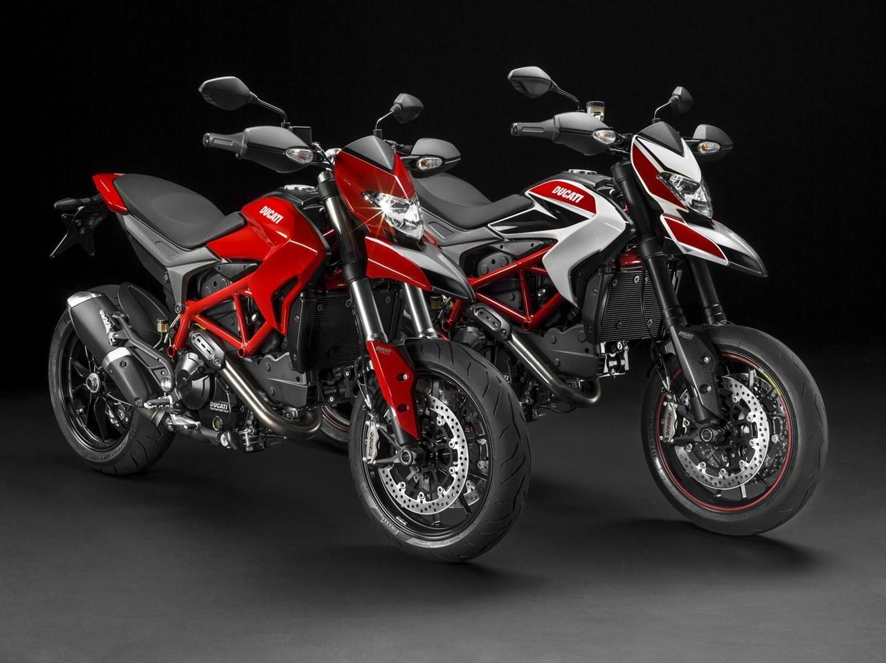 Foto de Ducati Hypermotard, Hypermotard SP e Hyperstrada (15/19)