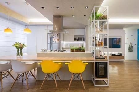 Trama Apartment Semerene Arquitetura Interior 03 1 Kindesign
