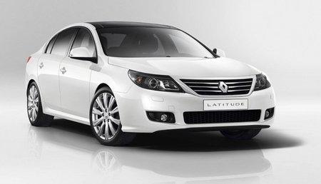 Renault Latitude, un sustituto del Vel Satis en la dirección correcta