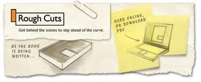 Roughcuts te deja hojear los libros mientras se escriben
