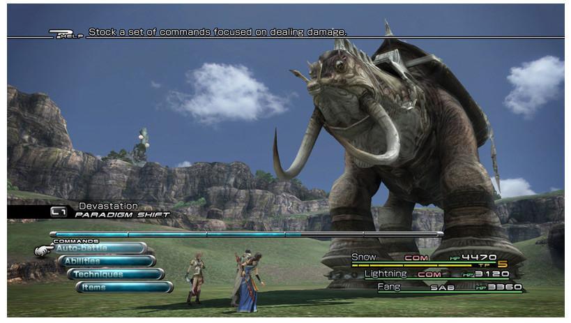 Foto de 'Final Fantasy XIII', nuevas imágenes (10/21)