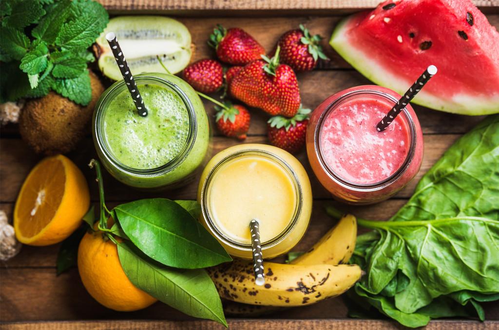 21 batidos de frutas con combinaciones para todos los gustos (y qué temporada es mejor para cada uno)