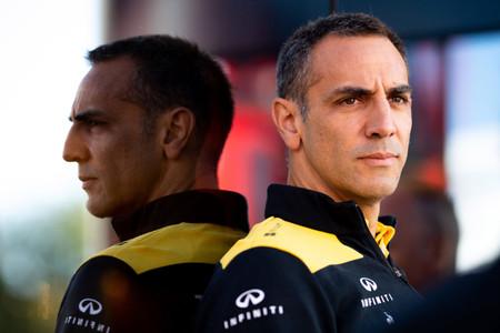 Abiteboul Renault F1 2020