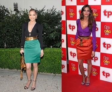 Duelo de estilos: Sara Carbonero VS. las demás ¿Quién lo lleva mejor?