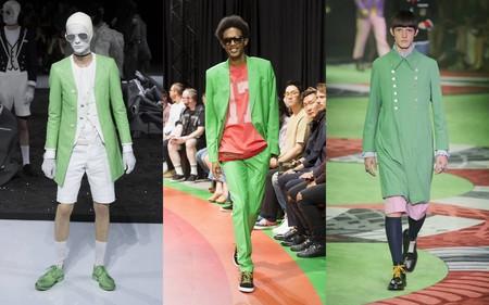 Greenery El Color Que Pantone Eligio Como El Tono Del Ano Para El 2017