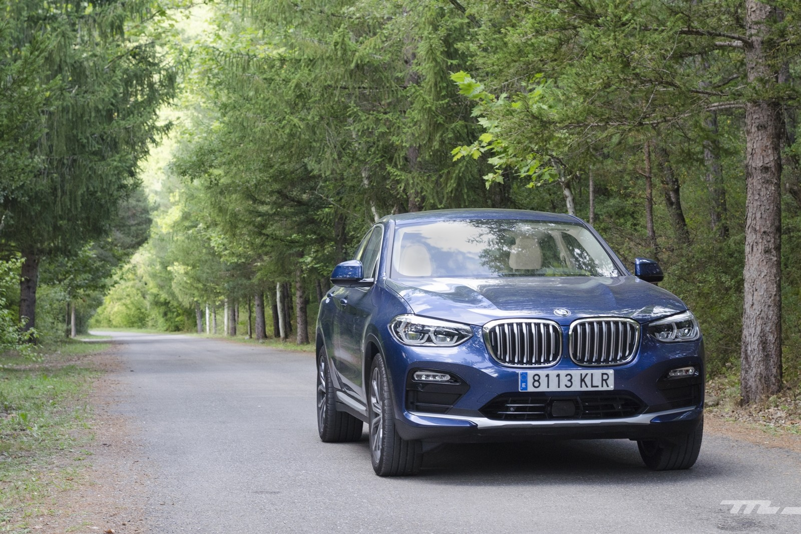 Foto de BMW X4 2018, prueba (14/65)