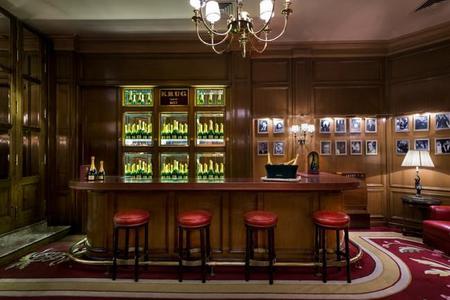 La Maison Krug abre su primer Krug Bar en el Hotel Ritz de Madrid