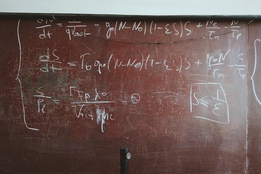"""""""El que no sepa matemáticas va a tener un serio problema"""""""