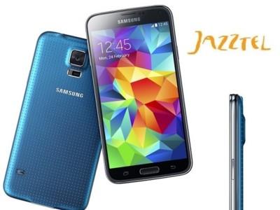 Jazztel también vende el Samsung Galaxy S5 desde 99 euros