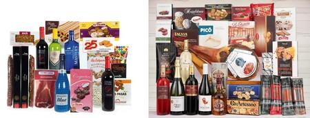 11 cestas y lotes de navidad por menos de 100 euros en Amazon