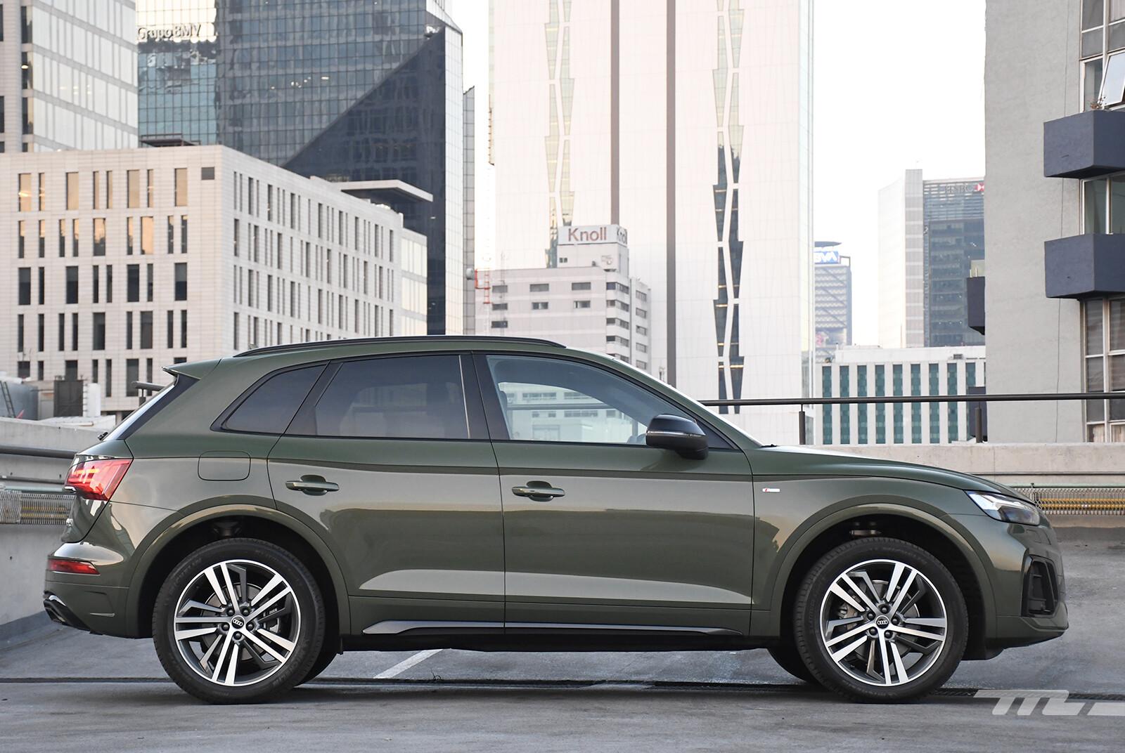 Foto de Audi Q5 2021 (prueba) (6/24)