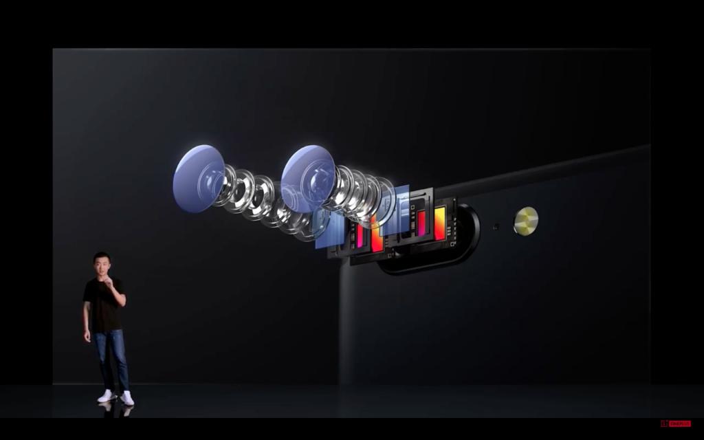 Doble cámara en el OnePlus 5