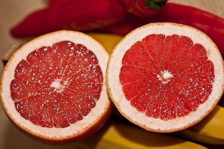 Frutas Temporada Puedes Disfrutar Septiembre Saludable Toronja