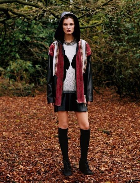 Topshop nos acaba de mostrar su campaña al completo: ¡viva la moda inglesa!