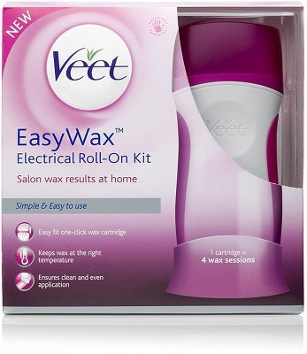 Veet lanza sistema más fácil de usar para depilación con cera
