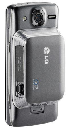 LG eXpo, móvil con proyector opcional