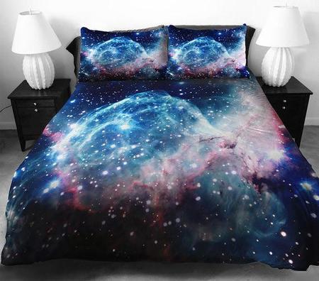 Duerme entre las estrellas con esta sábanas