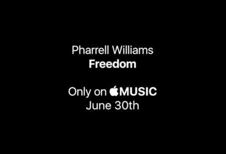 Apple Music aún no está disponible pero ya tiene su primera canción exclusiva