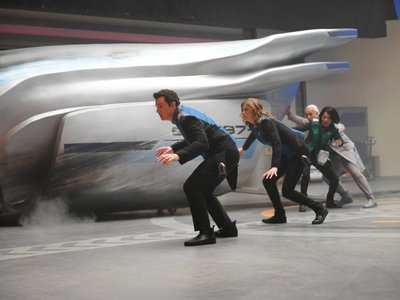 'The Orville' tendrá segunda temporada: la parodia trekkie de Seth MacFarlane triunfa en FOX