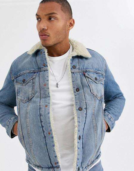 La chaqueta Levi's más deseada más barata en las rebajas de ASOS: 105,49 euros y envío gratis