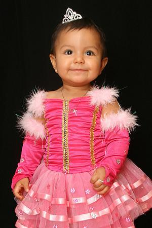 La foto de tu bebé: disfrazada de princesa