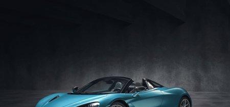 McLaren 720S Spider, el superdeportivo se pone topless para presumir sus 720 hp